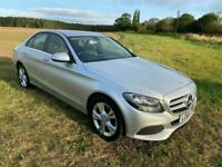 2014 (64) MERCEDES-BENZ C200 CDi SE EXECUTIVE BLUETEC FULLY LODED LOVELY CAR!