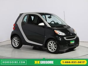 2009 Smart Fortwo Passion CUIR AUTO A/C MAGS TOIT PANO