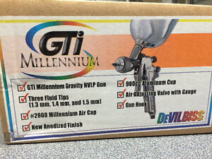 Devilbiss gti millennium spray gun London Ontario image 3