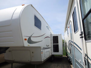 30 Ft. Flagstaff Fifth Wheel