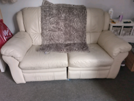 2&3 leather recliner