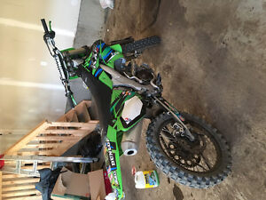 250 KXF for sale