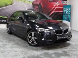 2014 BMW 2 SERIES 218D SPORT COUPE DIESEL