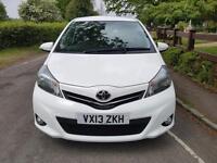 Toyota Yaris 1.3 VVT-I SR SAT NAV / BLUETOOTH / 3% FLAT RATE FINANCE AVAILABLE