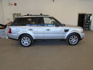 2008 RANGE ROVER SPORT HSE! 1 OWNER! 141,000KMS! ONLY $15,900!!!