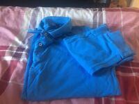 RL Long Sleeve Polo (small)