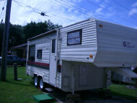 TERRY RESORT BY FLEETWOOD 5TH WHEEL