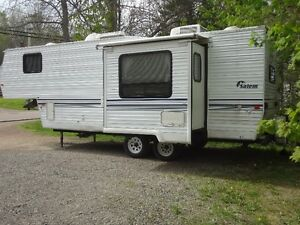 1998 salem fifth wheel 24rls with rubber roof replaced in 2010