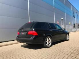 2007 07 Saab 9-5 1.9TiD Linear Sport Estate + Black Diesel