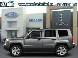 2015 Jeep Patriot LIMITED  - Leather Seats -  Bluetooth - $130.0