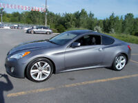 2010 Hyundai Genesis Coupe GT 2.0 Turbo Limited 6 Vitesses