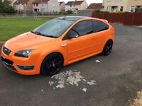2007 (56 plate) focus ST-3, low mileage 51k