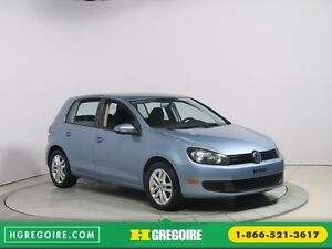 2010 Volkswagen Golf AUTO A/C GR ELECT MAGS