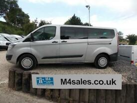 Ford Tourneo Custom 300 Zetec Tdci 2.2 Manual Diesel