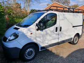 Vauxhall Vivaro 2014 model for sale