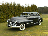 Looking for 1946 Oldsmobile Parts