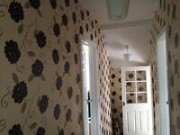 2 bedroom upper flat for rent £500 per month