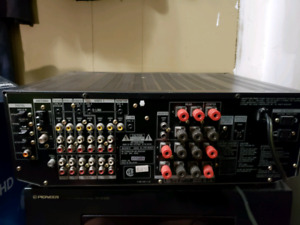 Sony surround amp