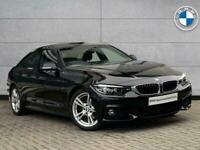 2019 BMW 4 SERIES GRAN COUPE 420d M Sport Gran Coupe Saloon Diesel Automatic