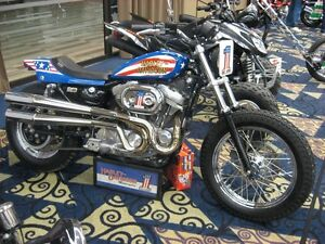 Evel knievel replica bike