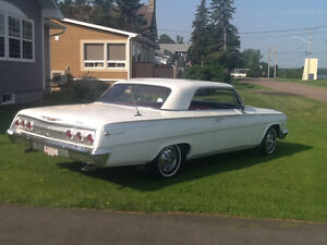 62 Impala SS for sale by owner