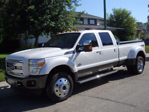 2015 Ford King Ranch Pickup Truck