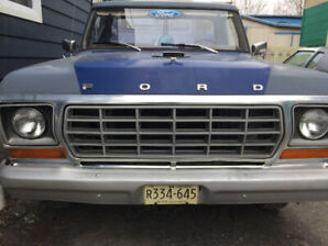 pickup ford antique