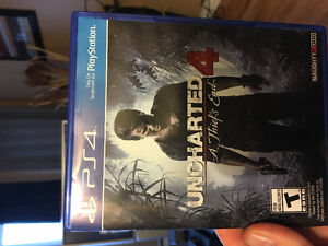 Uncharted 4. Looking to trade