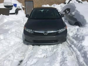 Honda civic 2012 ex