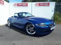 2007 07 BMW Z4 2.5 SI SPORT ROADSTER CONVERTIBLE.FANTASTIC LOOKING CAR.FINANCE .