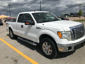 2011 Ford F-150 4X4  extended cab 6 foot box NO RUST