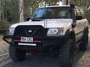 2000 Nissan Patrol Wagon Buccan Logan Area Preview