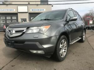 Acura MDX Tech Pkg-Navigation-Camera-Jamais Accidenter 2008