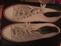 Converse Size 11 White
