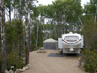 Wakaw Deep Woods RV Campground- Permanent RV lots