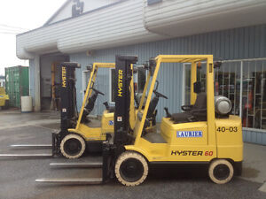 ****** LIFT HYSTER 60 ******