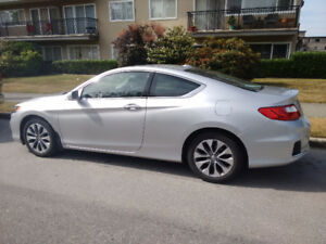 2013 Honda Accord cupe Coupe (2 door)