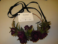 $100 OH DINA! FLOWER CROWN PACKAGE - SELLING $50 FIRM