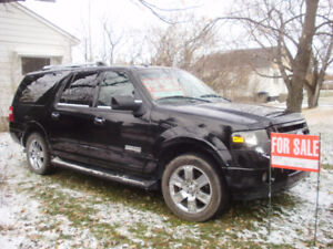 2008  EXPEDITION  MAX  LTD