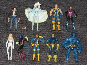 Marvel Legends X-Men Action Figure Lot