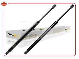 2pc Rear Liftgate Tailgate Lift Support 2002-2007 Saturn Vue