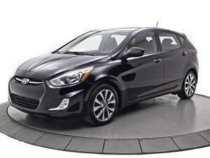 2017 Hyundai Accent SE * TOIT OUVRANT ** BLUETOOTH ** SIEGES CHA