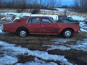 1977 Chevrolet Impala demo derby car