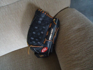 Rawlings RS 140 genuine leather 14 inch glove