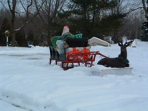 Horse Sleigh Cutter Cornwall Ontario image 2