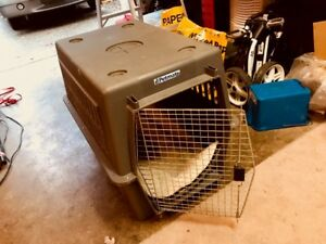 Dog Kennel - (Large) Travel