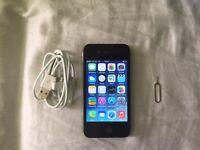 Apple iPhone 4 16GB Black O2/TESCO/GIFFGAFF