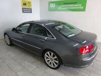 Grey Audi A8 3.0TDI Quattro Sport Auto ***FROM £196 PER MONTH***