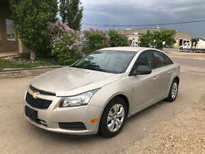 2013 CHEVORLET CRUZE LS ONLY 84000 KM STEERING CONTROLS