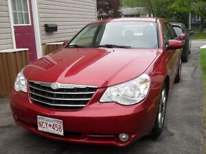 2010 Chrysler Sebring LTD Sedan
